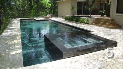 Miami Florida Pool Designer